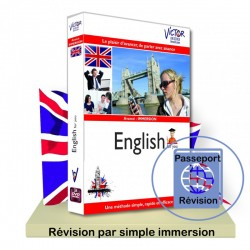 Anglais avancé révision par simple immersion .